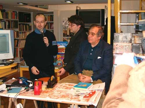 EVENTI_ 2004 - Libreria Broadway, Palermo